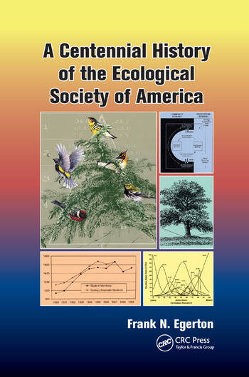 A Centennial History of the Ecological Society of America book cover