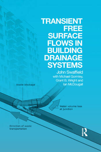 Transient Free Surface Flows in Building Drainage Systems book cover