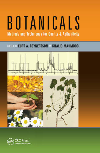 Botanicals Methods and Techniques for Quality & Authenticity book cover