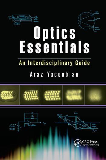 Optics Essentials An Interdisciplinary Guide book cover