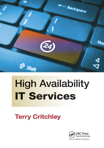 High Availability IT Services book cover