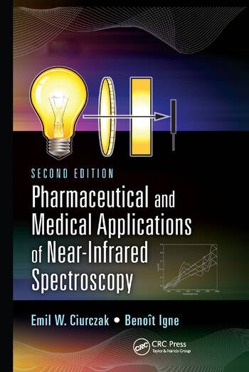 Pharmaceutical and Medical Applications of Near-Infrared Spectroscopy book cover
