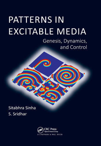 Patterns in Excitable Media Genesis, Dynamics, and Control book cover