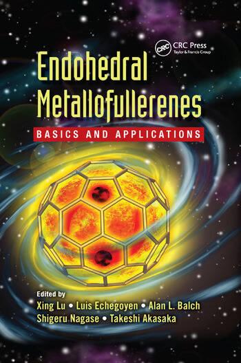 Endohedral Metallofullerenes Basics and Applications book cover