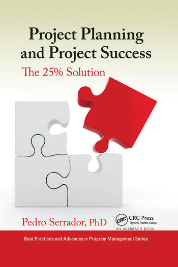 Project Planning and Project Success The 25% Solution book cover