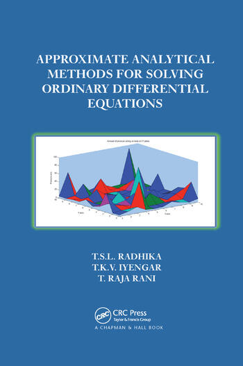 Approximate Analytical Methods for Solving Ordinary Differential Equations book cover