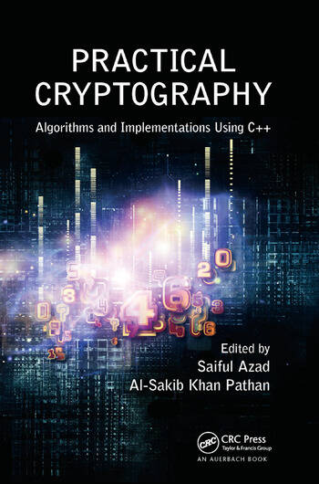 Practical Cryptography Algorithms and Implementations Using C++ book cover