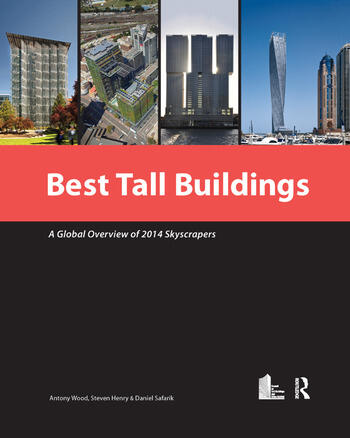 Best Tall Buildings A Global Overview of 2014 Skyscrapers book cover