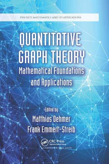 Quantitative Graph Theory Mathematical Foundations and Applications book cover