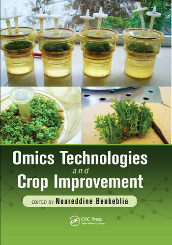 Omics Technologies and Crop Improvement book cover