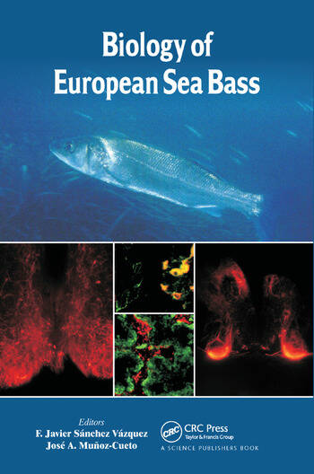 Biology of European Sea Bass book cover
