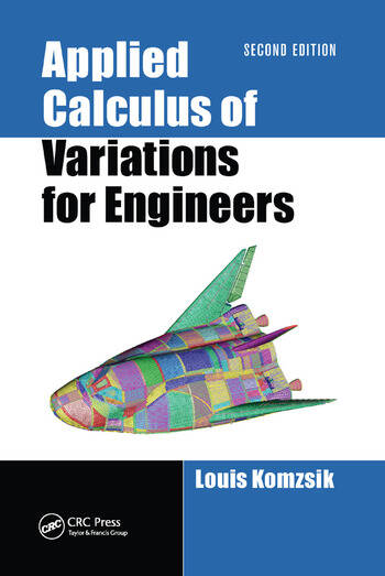 Applied Calculus of Variations for Engineers book cover