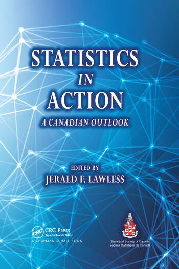 Statistics in Action A Canadian Outlook book cover