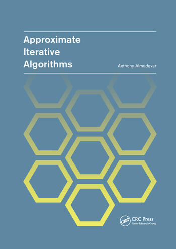 Approximate Iterative Algorithms book cover