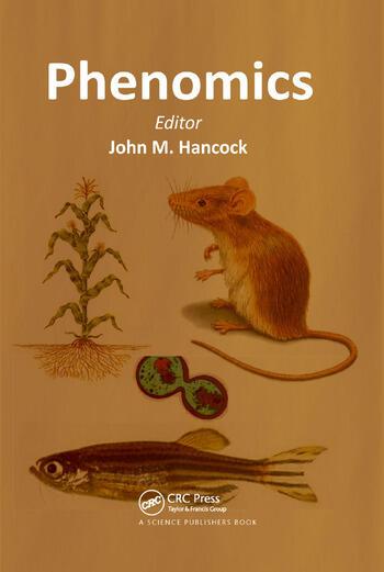 Phenomics book cover