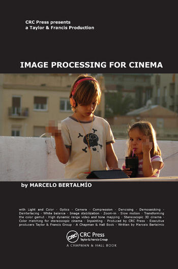 Image Processing for Cinema book cover
