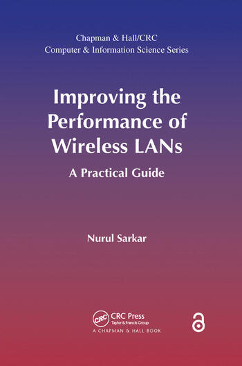Improving the Performance of Wireless LANs (Open Access) A Practical Guide book cover