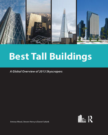 Best Tall Buildings 2013 CTBUH International Award Winning Projects book cover