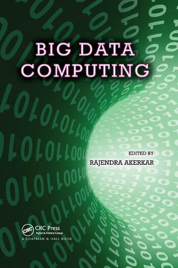 Big Data Computing book cover