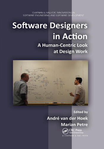 Software Designers in Action A Human-Centric Look at Design Work book cover
