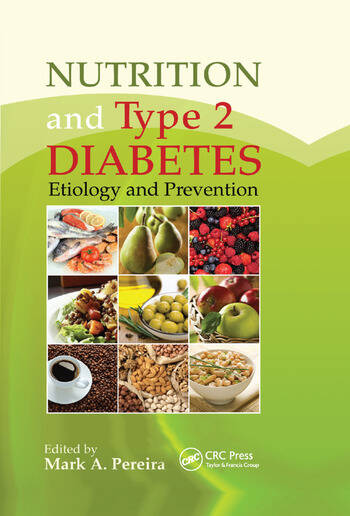 Nutrition and Type 2 Diabetes Etiology and Prevention book cover