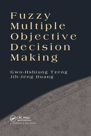 Fuzzy Multiple Objective Decision Making book cover
