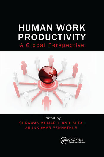 Human Work Productivity A Global Perspective book cover
