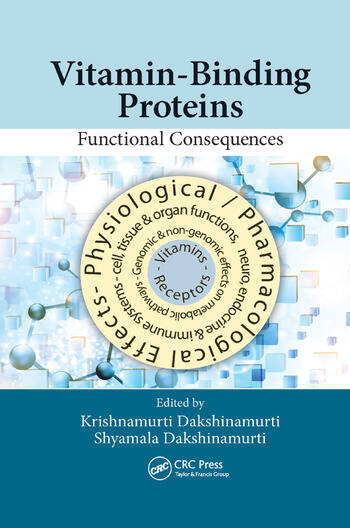 Vitamin-Binding Proteins Functional Consequences book cover