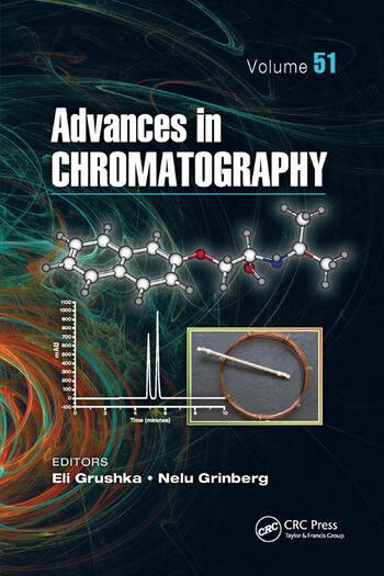 Advances in Chromatography, Volume 51 book cover