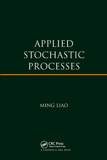 Applied Stochastic Processes book cover