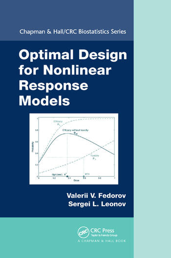 Optimal Design for Nonlinear Response Models book cover