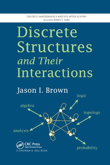 Discrete Structures and Their Interactions book cover