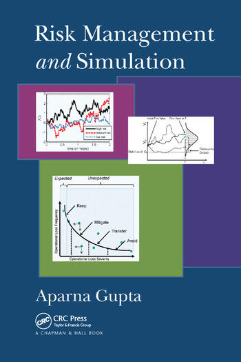 Risk Management and Simulation book cover
