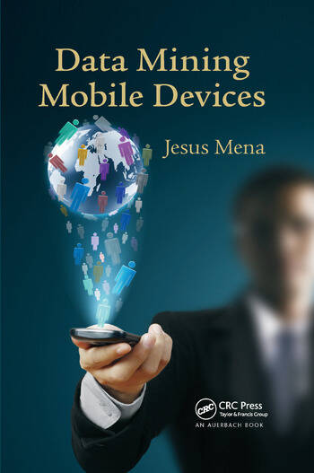 Data Mining Mobile Devices book cover