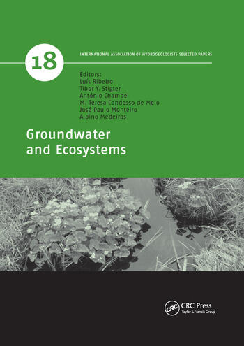 Groundwater and Ecosystems book cover