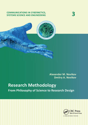 Research Methodology From Philosophy of Science to Research Design book cover