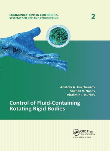 Control of Fluid-Containing Rotating Rigid Bodies book cover