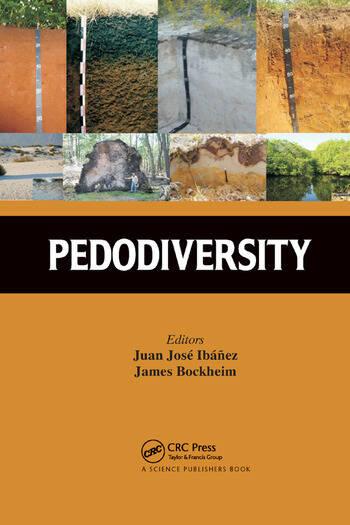 Pedodiversity book cover