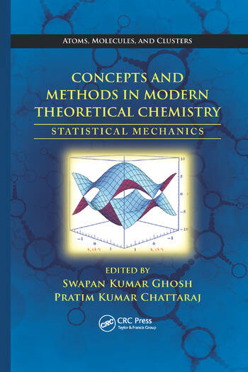 Concepts and Methods in Modern Theoretical Chemistry Statistical Mechanics book cover