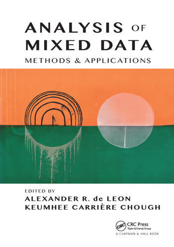 Analysis of Mixed Data Methods & Applications book cover