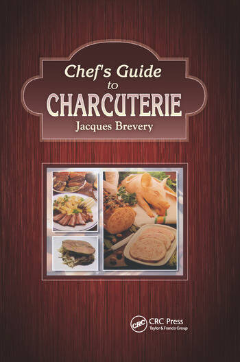 Chef's Guide to Charcuterie book cover