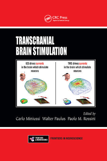 Transcranial Brain Stimulation book cover