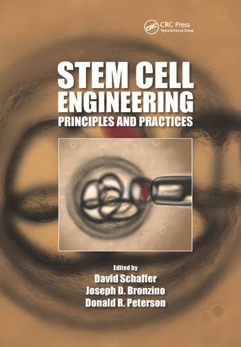 Stem Cell Engineering Principles and Practices book cover