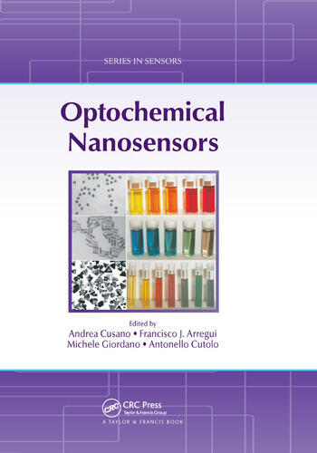 Optochemical Nanosensors book cover
