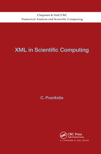 XML in Scientific Computing book cover