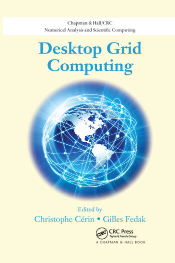 Desktop Grid Computing book cover