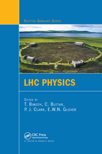 LHC Physics book cover