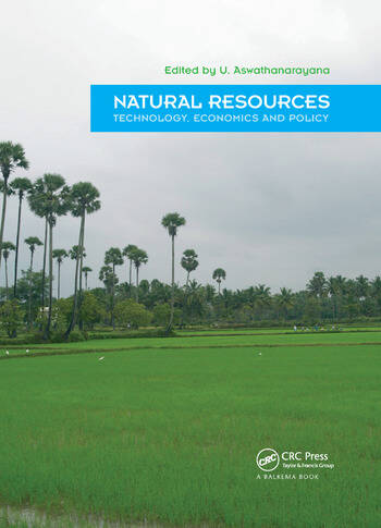 Natural Resources - Technology, Economics & Policy book cover
