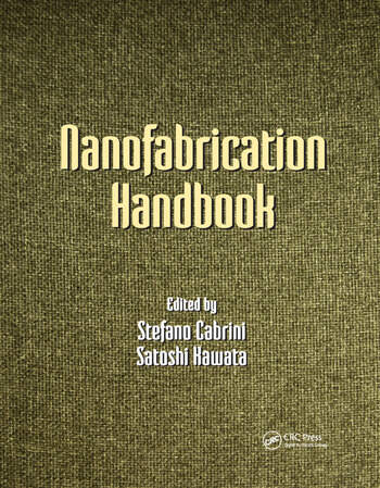 Nanofabrication Handbook book cover