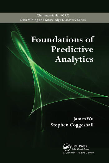 Foundations of Predictive Analytics book cover